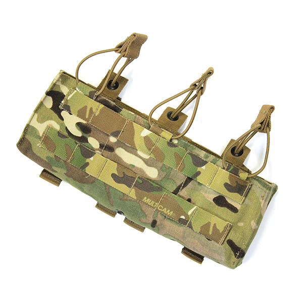 Tyr Hk417 Triple Shingle Open Top Mag Pouch Realment
