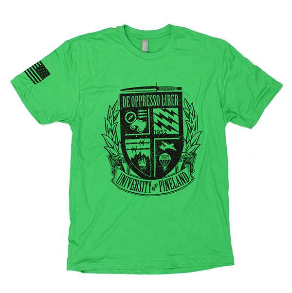 AM-UNIVPINEGREEN-Shirt