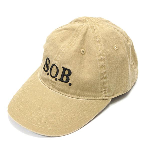 SOB-BALL55-CAP