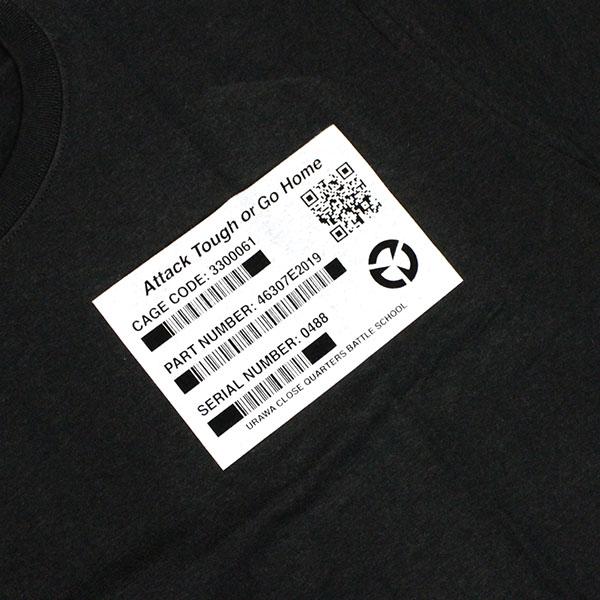 UCQBS-2019SS #01 T-shirt-B