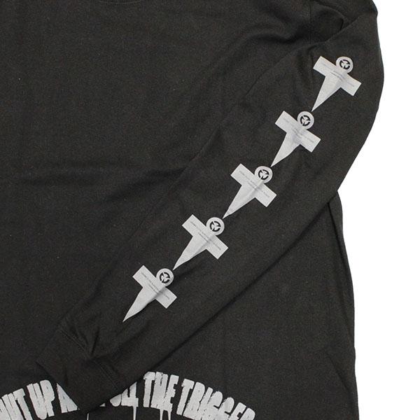UCQBS-2019SS #01 Long sleeve T-shirt-BK