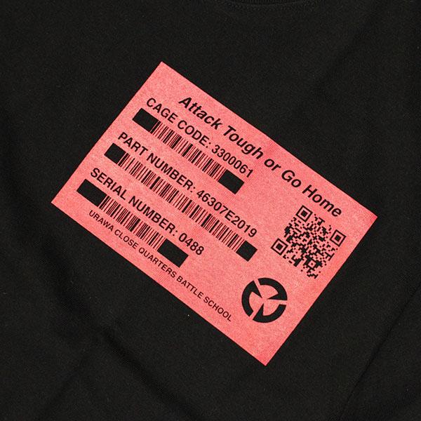 UCQBS-4-2019SS #03 T-shirt-BK