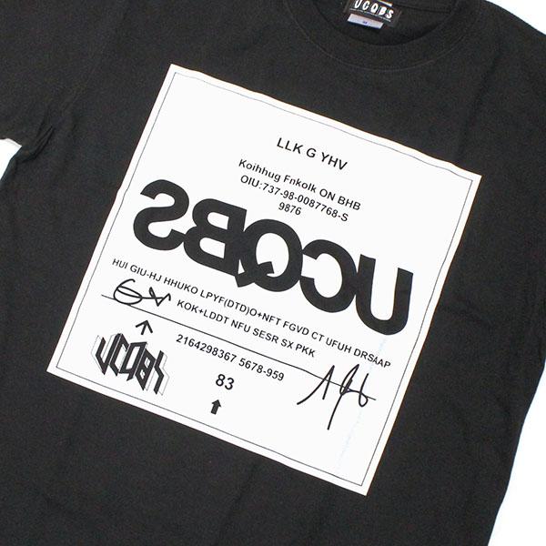 UCQBS-2019AW-01-T-shirts-Black