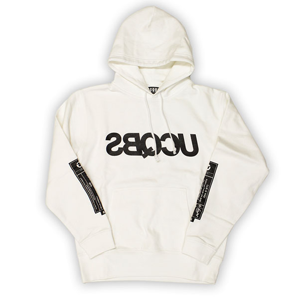 UCQBS-2019AW-01-Hoodie-WHT