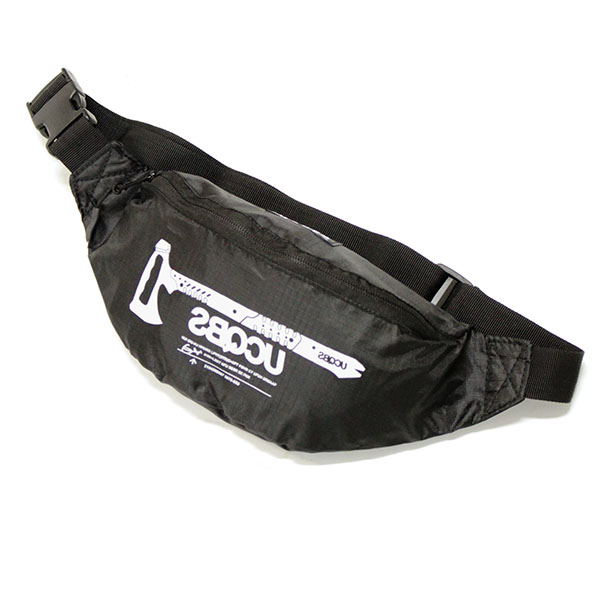 UCQBS-2020WS #01 Fanny pack-BLK