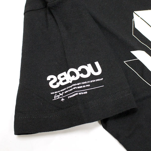 UCQBS-2020WS #03 T-shirt-BLK