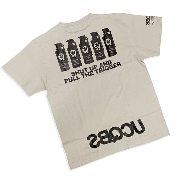 UCQBS-2020WS #03 T-shirt-LGRY