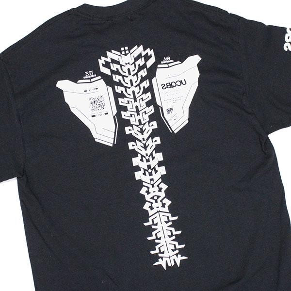UCQBS-2020SS #01-T-shirt-BLK