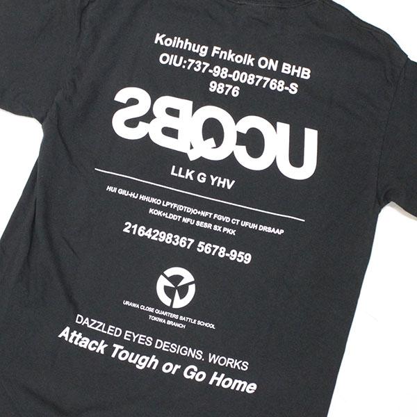 UCQBS-2020SS-#07-T-shirt-BLK