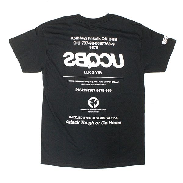 UCQBS-2020SS-#13-TS-BLK
