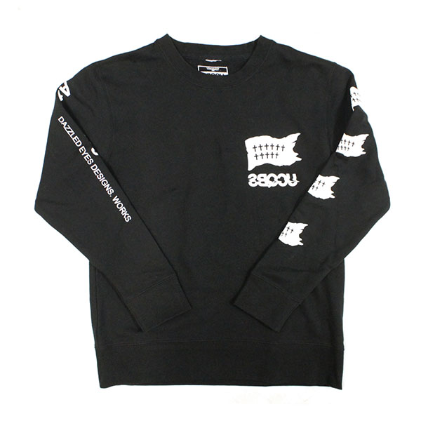 UCQBS-2020AW-#05-SWshirts-BLK