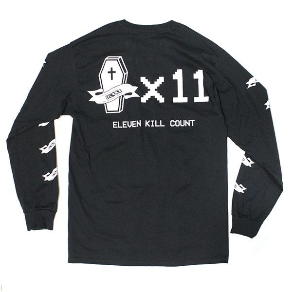 UCQBS-2020AW-#13-Lshirts-BK