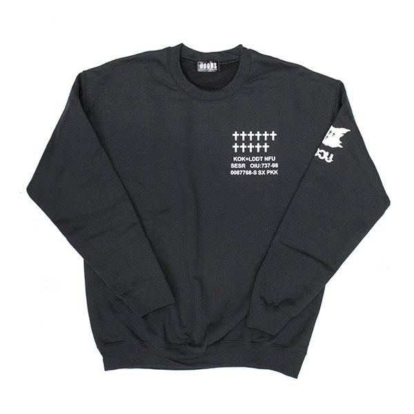 UCQBS-2020AW-22-Sweatshirt-BLK