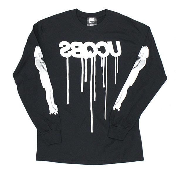 UCQBS-2021SS-#15-LS-T-shirt-BLK