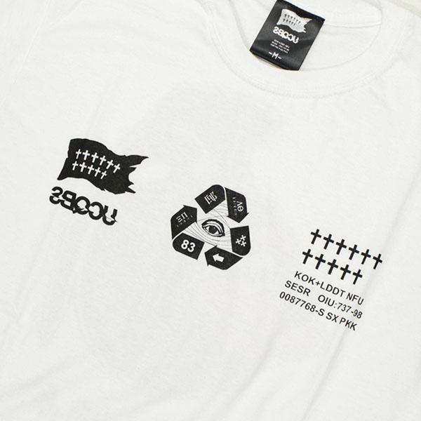 UCQBS-2021SS #45 T-shirt WHT