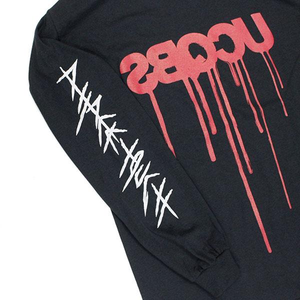 UCQBS-2021SS-#49-LS-T-shirt BLK